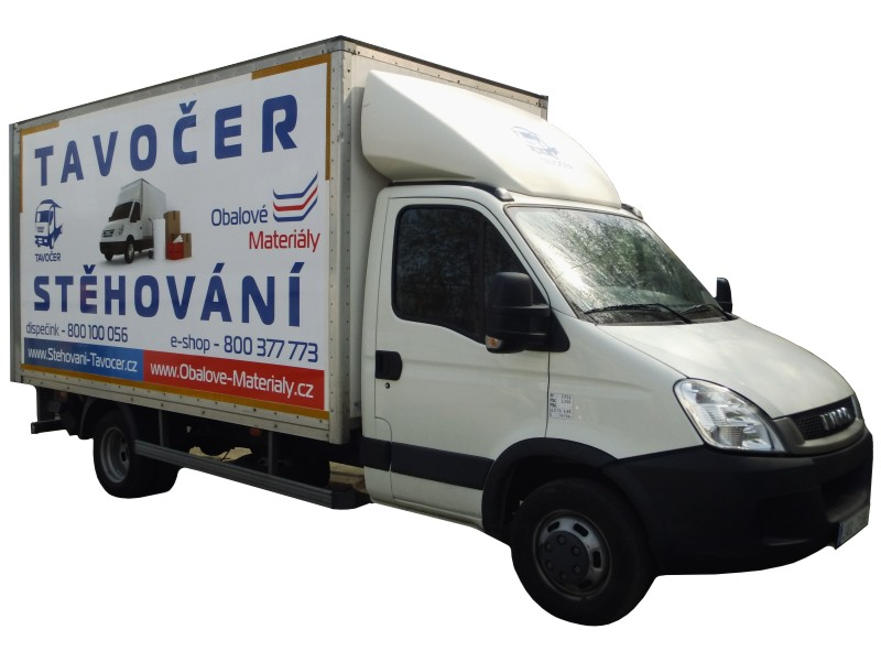 Iveco 21m3 box (Daily35C13)